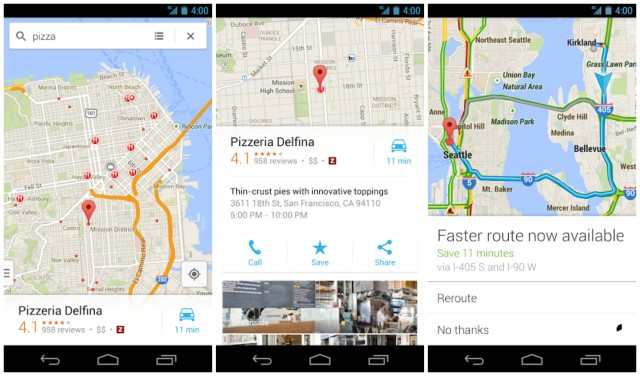 New Google Maps 7.0 available on Google Play [DOWNLOAD] on download blackberry, download windows, download steam, download file, download on chrome, download internet explorer, download android ice cream, download android keyboard, download ios, download on apple, download linux, download free, download on psp, download opera,