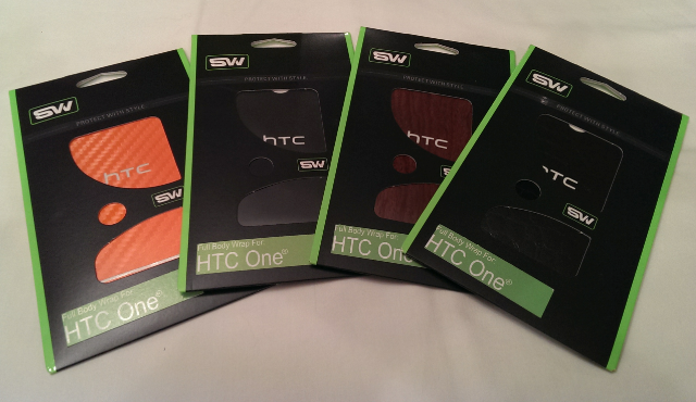 Review: Slickwraps full body wrap for the HTC One