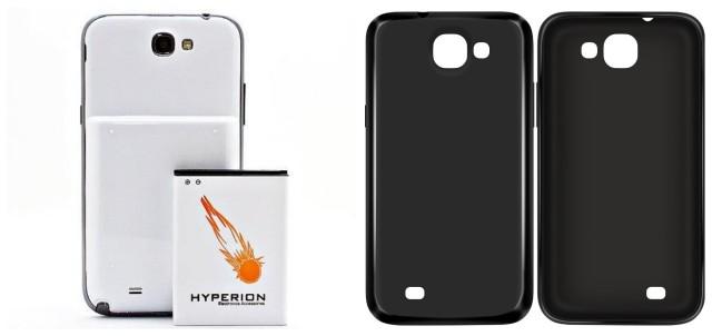 Galaxy Note 3 accessories