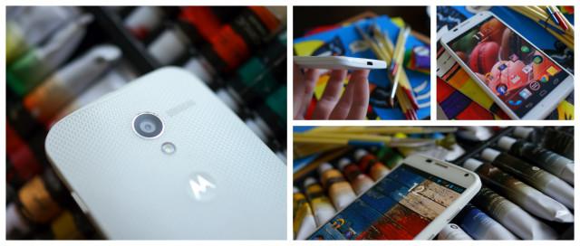 Moto X Collage