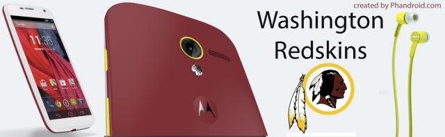 Moto-X-Phone-Washington-Redskins