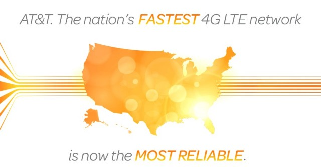 ATT map 4G LTE
