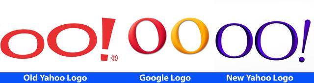 Yahoo-Google-Logo-Change