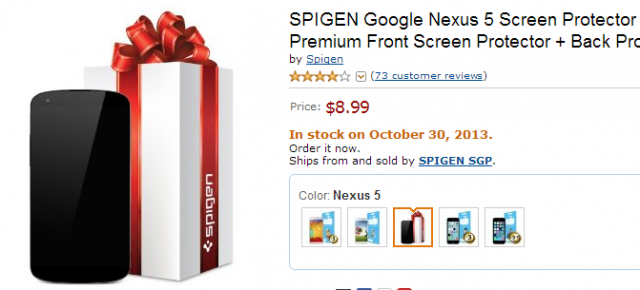 nexus 5 spigen amazon