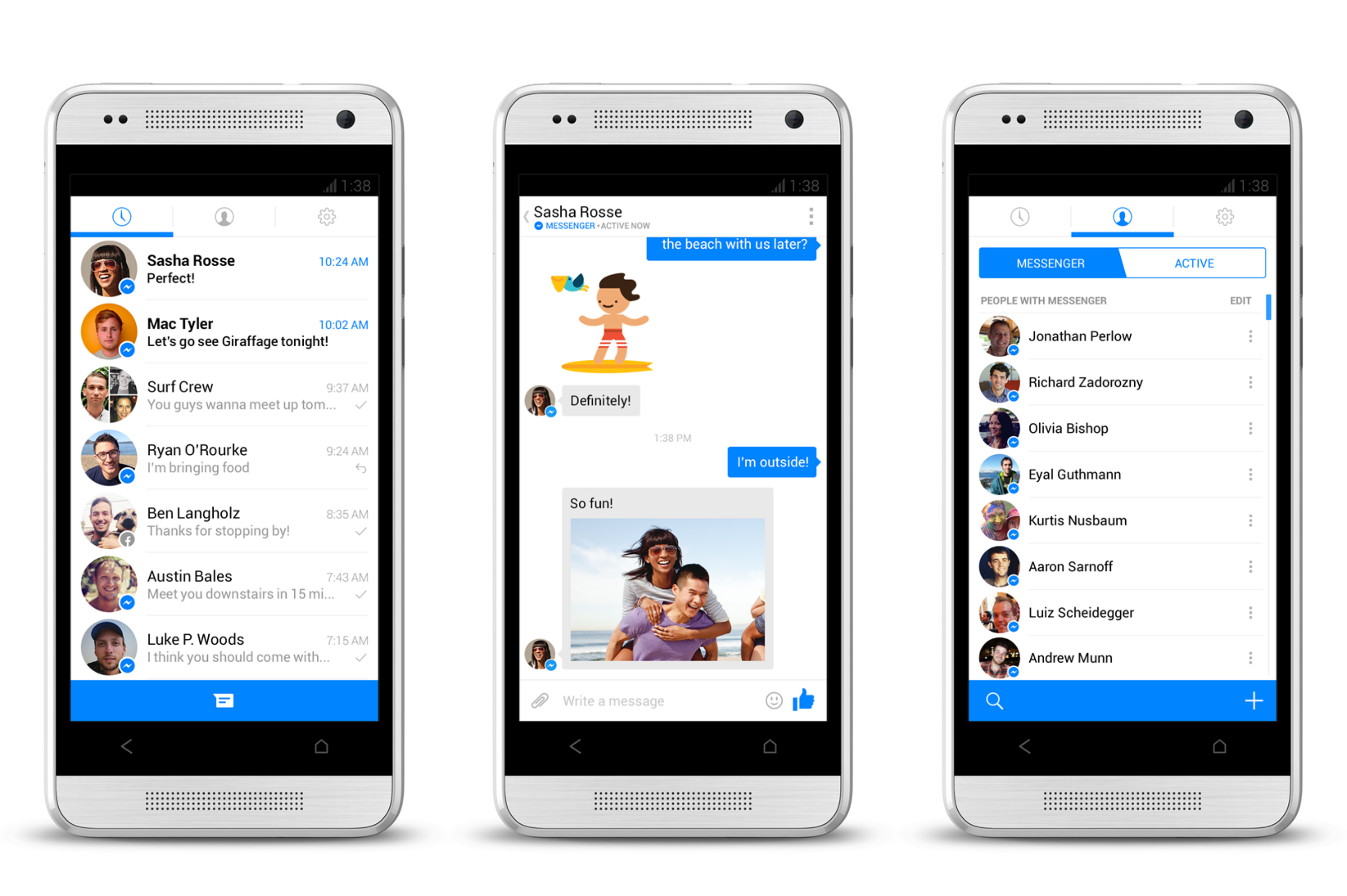 Facebook Messenger adds free WiFi calling in latest update (other