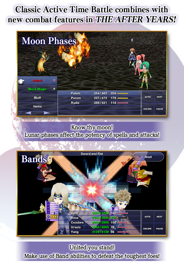 Final Fantasy IV The After Years Android