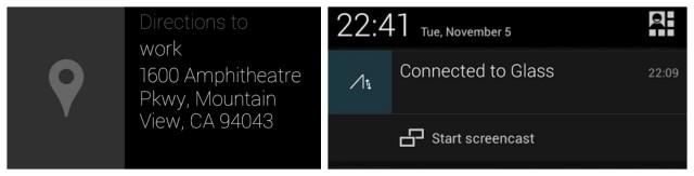 Google Glass XE11 update directions screencast