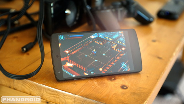 Nexus 5 games
