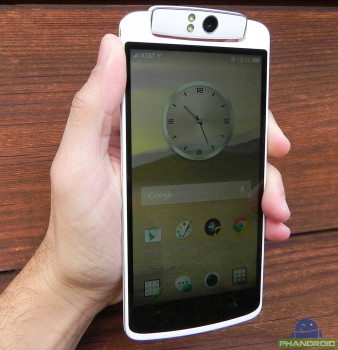 Oppo_N1_Front_View