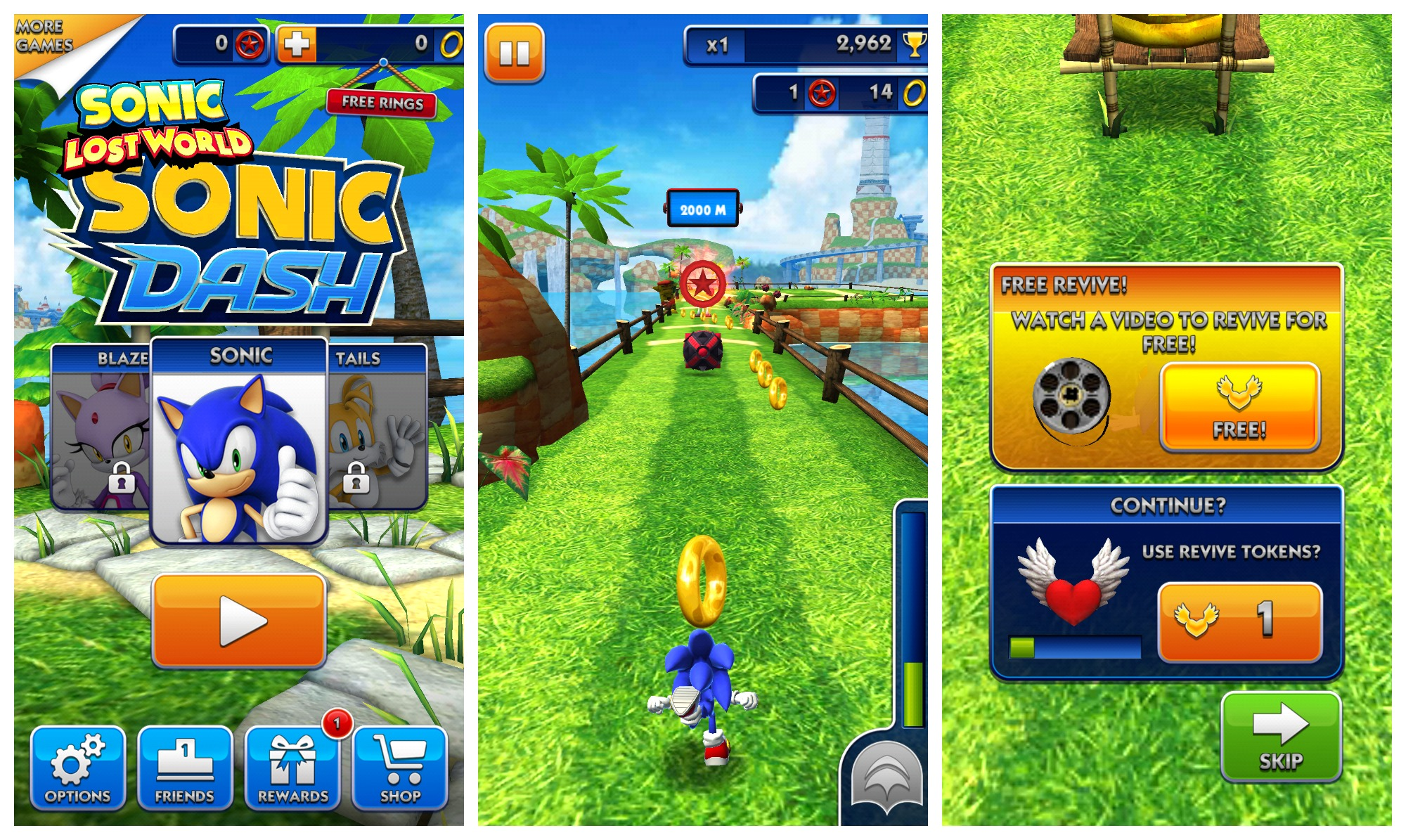 Sonic dash for android download apk free.