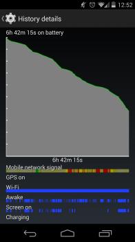 chris battery life