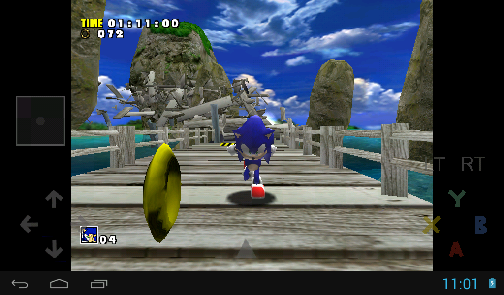 how to use sega dreamcast emulator