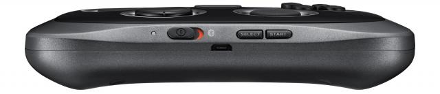 Samsung GamePad bottom