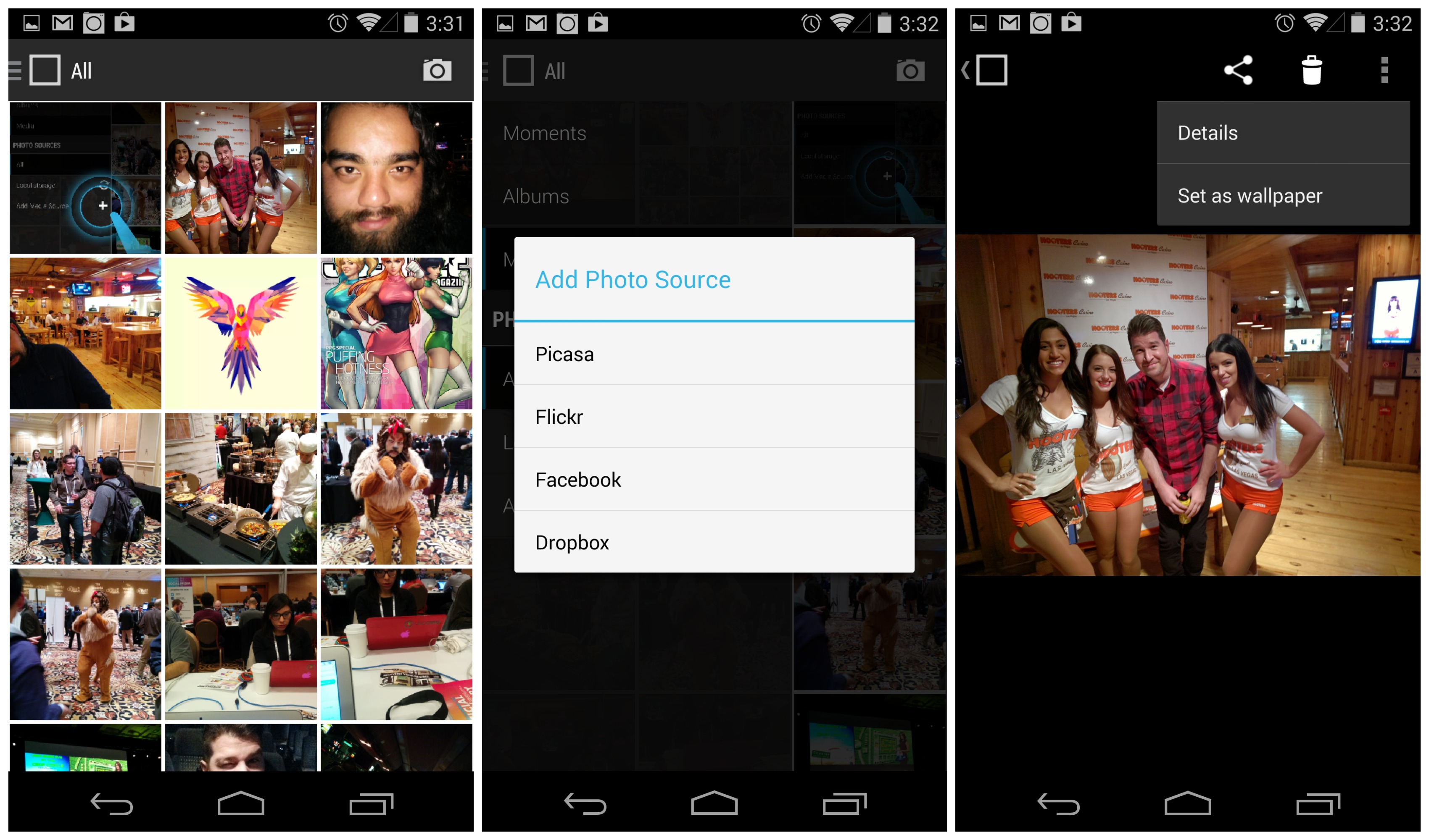 CyanogenMod introduces new GalleryNext app, join the Google+