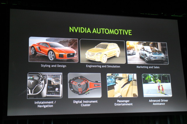 NVIDIA Automotive Overview
