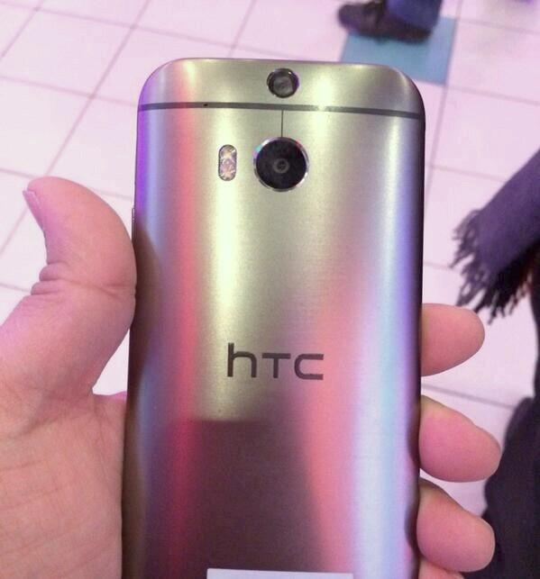 HTC M8 leak Min