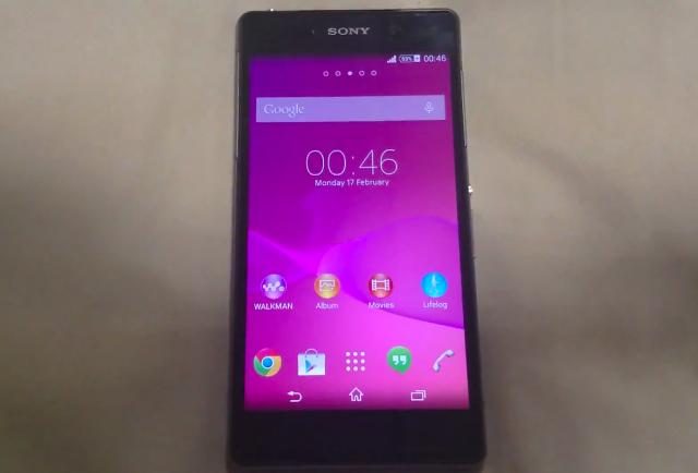 Sony D6503 Xperia Z2