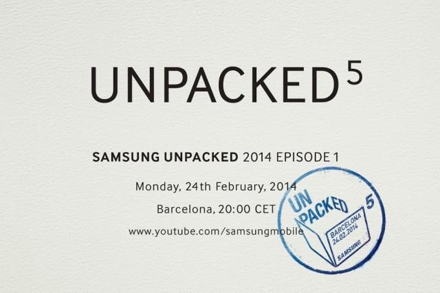 Unpacked 5 Invitation Samsung