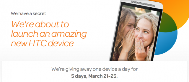 AT&T Share the secret HTC One 2014