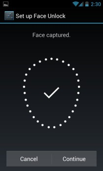 How to setup a lock-screen pattern, pin or password on Android