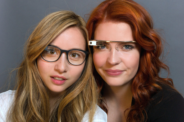 Dual-wielding Google Glass patent shows a version of Glass covering each eye