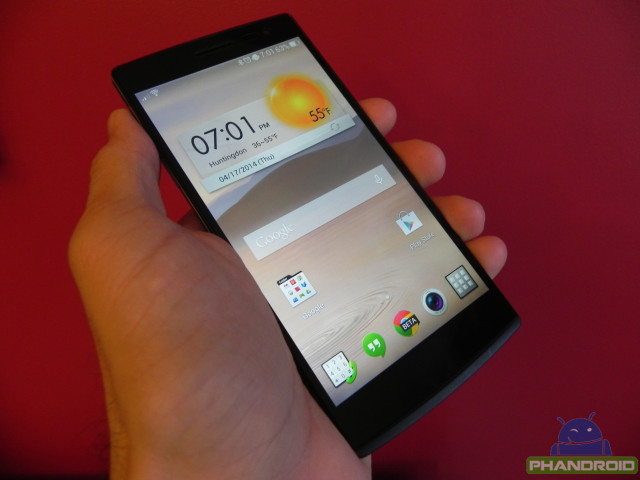 Oppo-Find-7a-Front