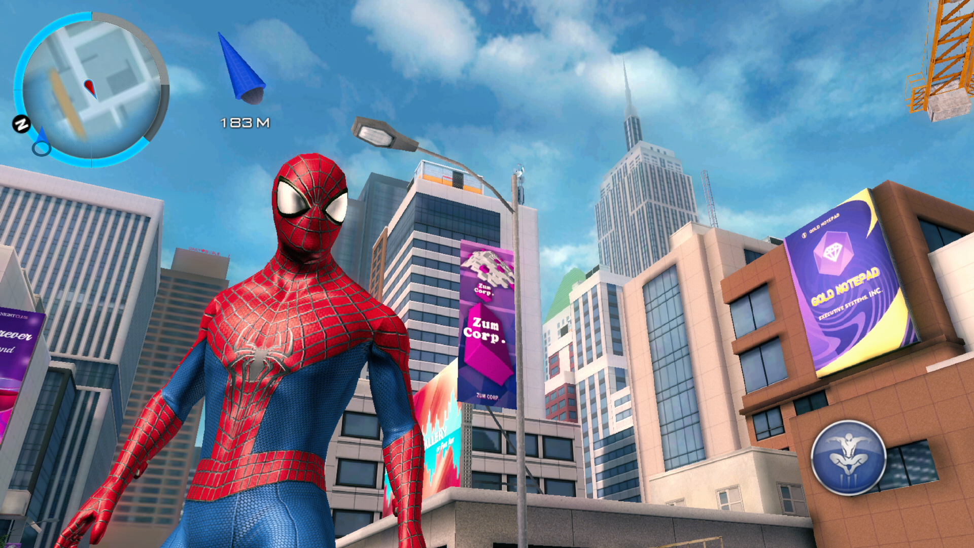 The Amazing Spider-Man 2 is now available for Android devices