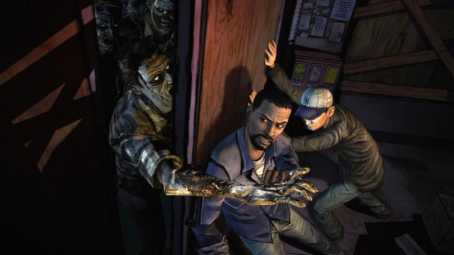 The Walking Dead game Android