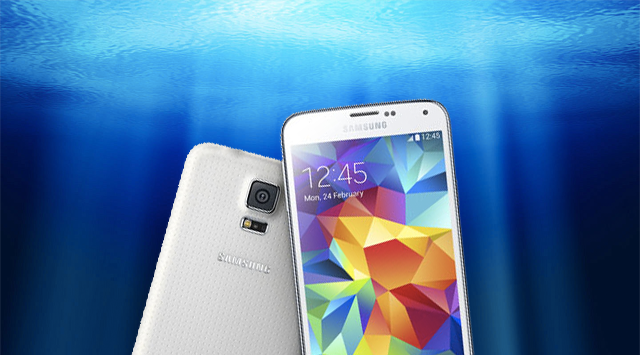 separation shoes fe15c 89d97 Galaxy S5: what does IP67 mean?