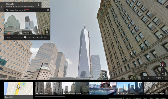 street view time machine 2