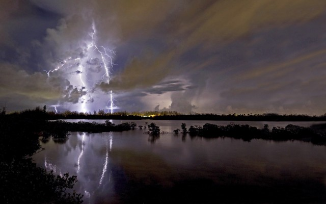 Electric Reflection