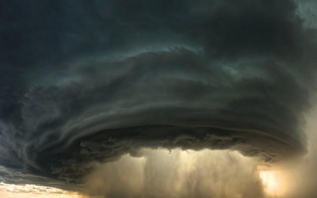 Hurricane Cloudy
