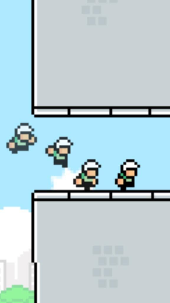 New DotGears game thats not Flappy Bird