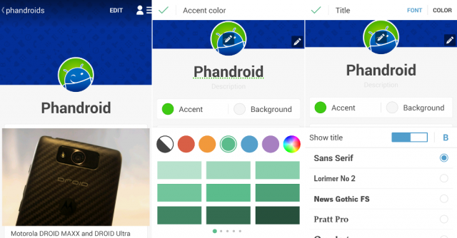 Tumblr update for Android declares war on boring profiles