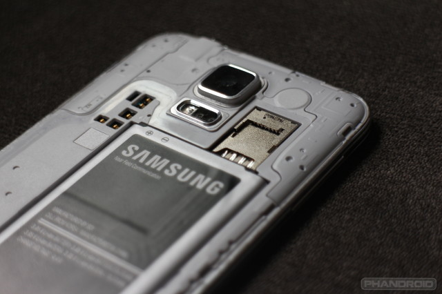How to expand Galaxy S5 storage with MicroSD | Phandroid