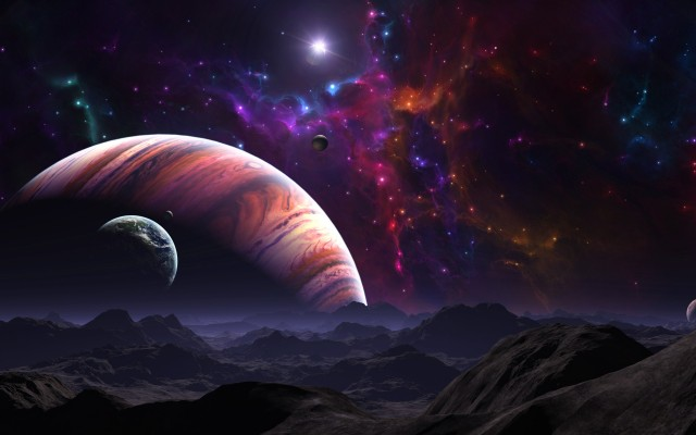 surface planets