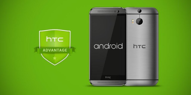 HTC One M8 Android L