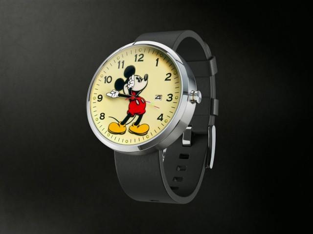 Moto 360 Mickey