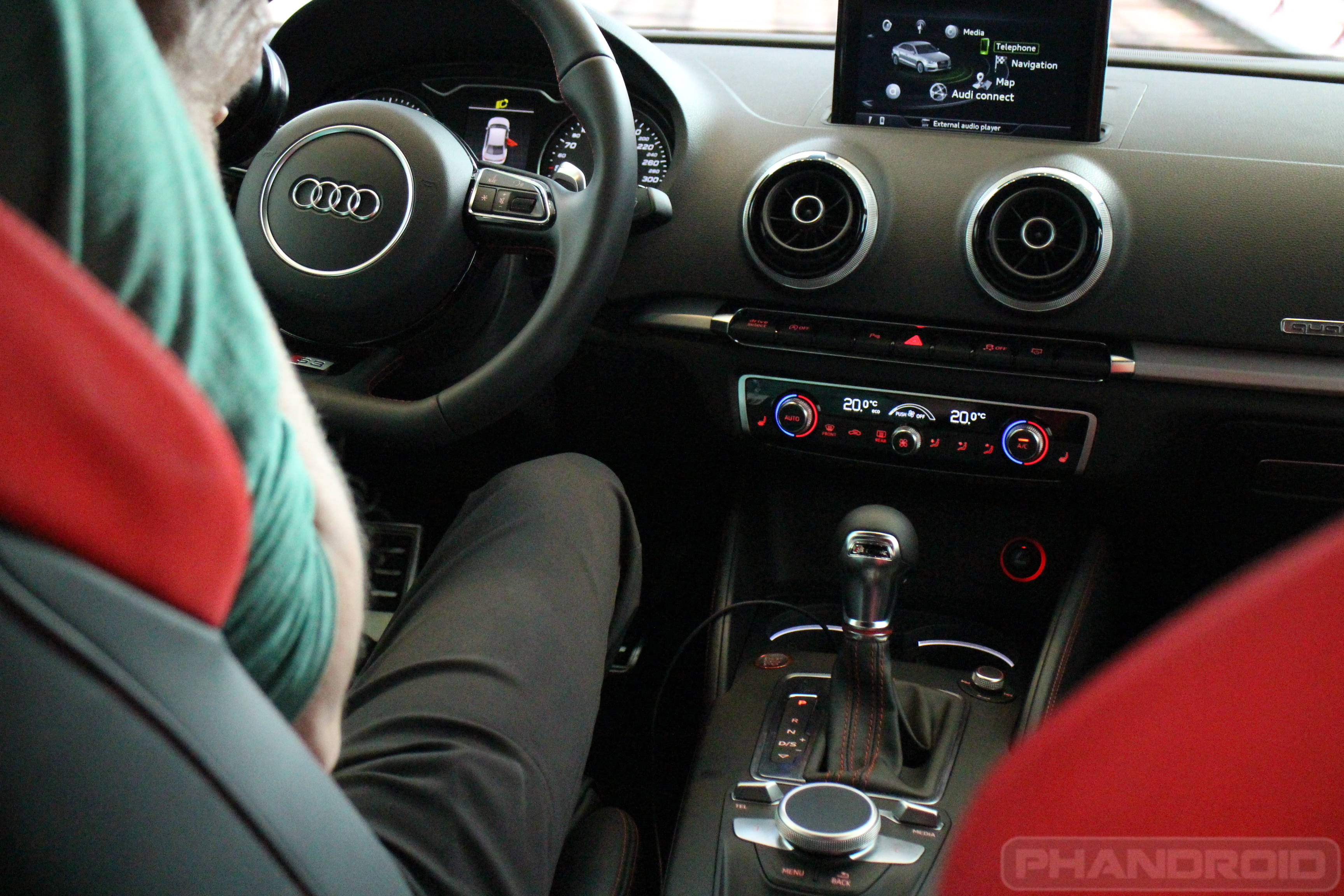 First Look Android Auto From Audi Chevy Honda And More