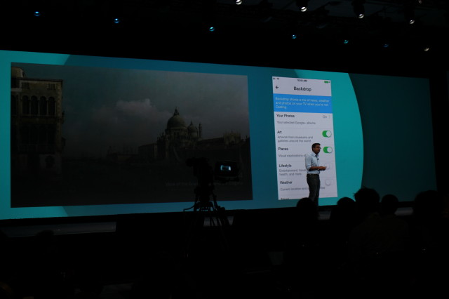 chromecast new features
