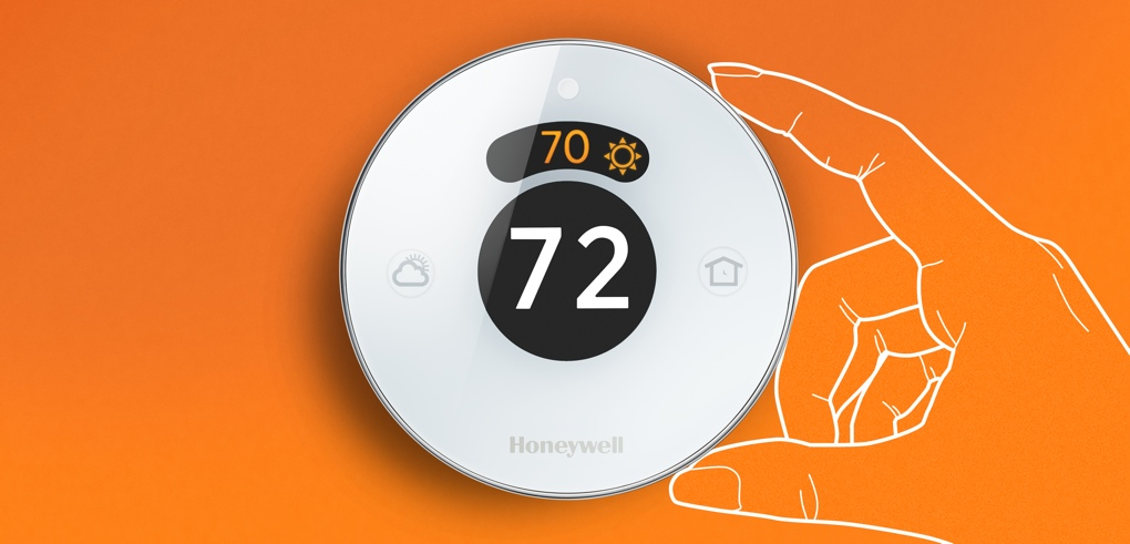 Honeywell announces Nest-like smart thermostat with Android app