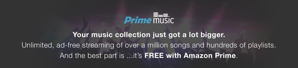 Amazon Prime Music Review