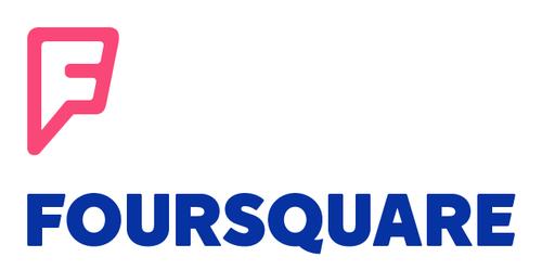 Foursquare new logo