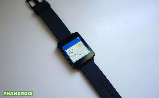 LG G Watch Android Wear DSC06106