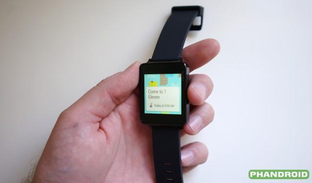 LG G Watch Android Wear DSC06113