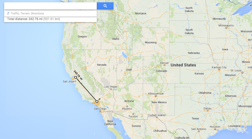 Google Maps update adds distance measurements on google maps street view, google earth update 2014, google sky, google maps updated 2012, google search,