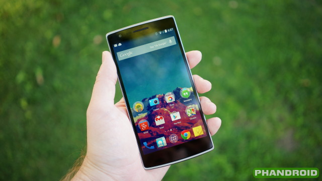 The OnePlus One still has a surprising number of loyal users – Phandroid