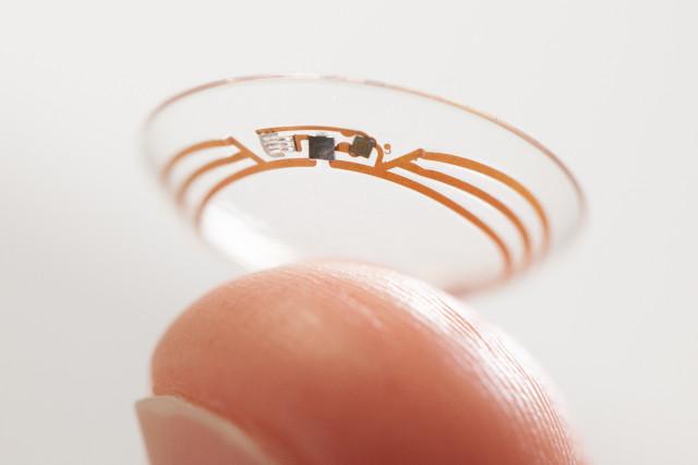 novartis smart contacts 1