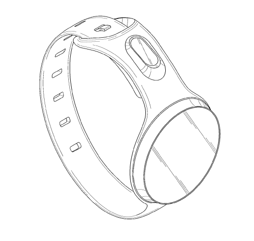 samsung circular smart watch 5