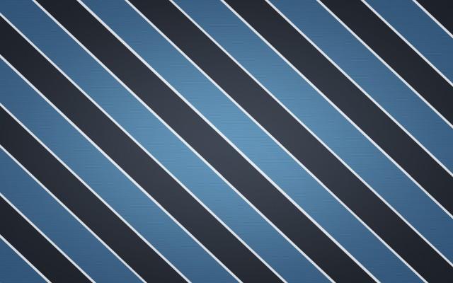 Gray-Blue-Stripes